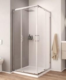K2 900 Corner Entry Shower Enclosure