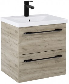 Otto plus Craft Oak 50 Vanity unit