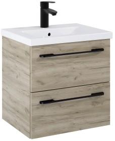 Otto plus Craft Oak 60 Vanity unit