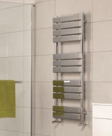 Forge 1200 x 500 Heated Towel Rail