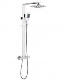 Gemini Thermostatic Shower Kit