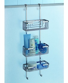 3 Tray Shower Stack