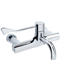 HTM64 Lever Operated Thermostatic Hospital Tap