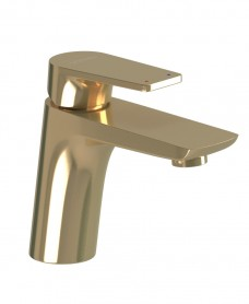 Jasmin Gold Basin Mixer