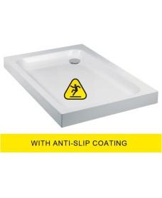 JT Ultracast 900x760 Rectangle Shower Tray - Anti Slip