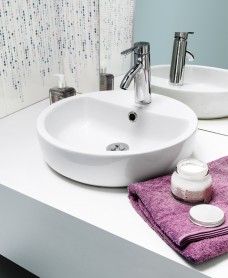 Caspia Countertop Basin Ring