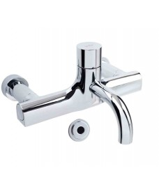 Wall Mounted Infra Red Thermostatic Hospital Tap Mains Operated