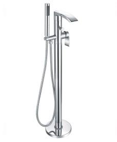 Corby Floor Standing Bath Shower Mixer