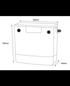 Pneumatic Cistern SSIO