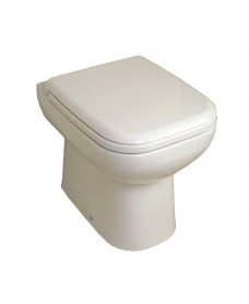 Origin 62 Back to Wall Toilet and Soft Close Seat