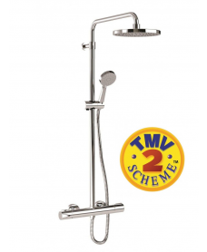 Puro Thermostatic Shower Kit