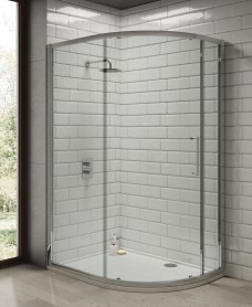 Revive8 1000X800 Offset Quadrant Single Door