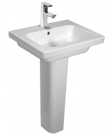 Resort 650 Basin & Standard Height Pedestal