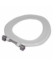 Sola Seat Ring White