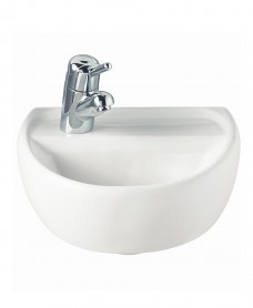 Sola Medical 400 Washbasin LH Tap Hole