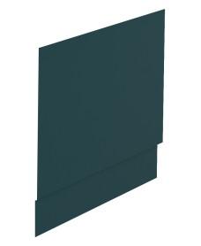 Scandinavian End Bath Panel 800mm Ocean Blue Matt