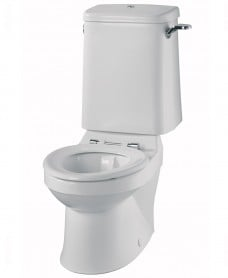 Sola Rimless School 350 Close Coupled WC