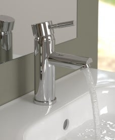 Series F Basin Mixer with FREE Click Clack Basin Waste