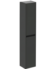 Smart Gloss Grey 30cm Wall Column