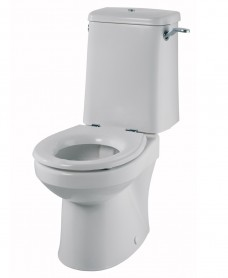 Sola Rimless Close Coupled WC