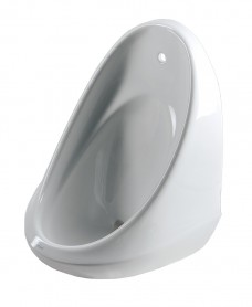Spectrum Urinal Bowl - Back Outlet