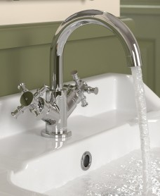 Sutton Basin Mixer with FREE  Basin Waste