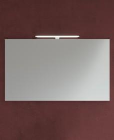 1000mm x 700mm Mirror & Nayra Light