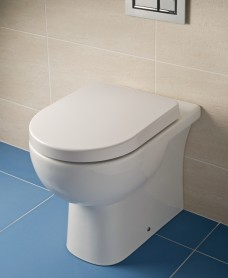 Sigma Back to Wall WC & Delta Seat