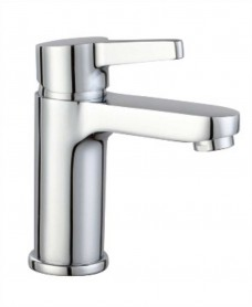 Torc Cloakroom Basin Mixer with FREE Click Clack Basin Waste