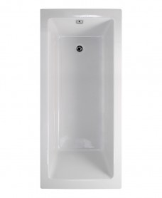 Pacific Single Ended 1600x700mm Bath