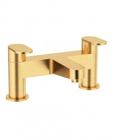 Norfolk Bath Filler Brushed Gold