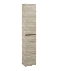 Universal Wall Column 30cm Craft Oak