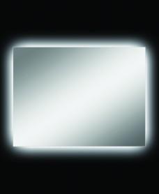 Alex Backlit Rectangle 500x700mm Mirror