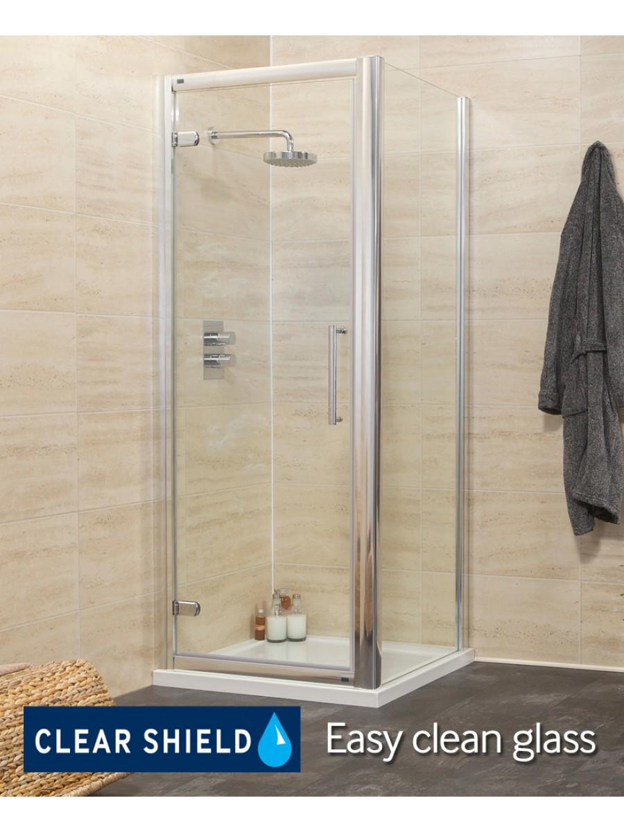 Revive8 900 hinged door for 1150mm shower door