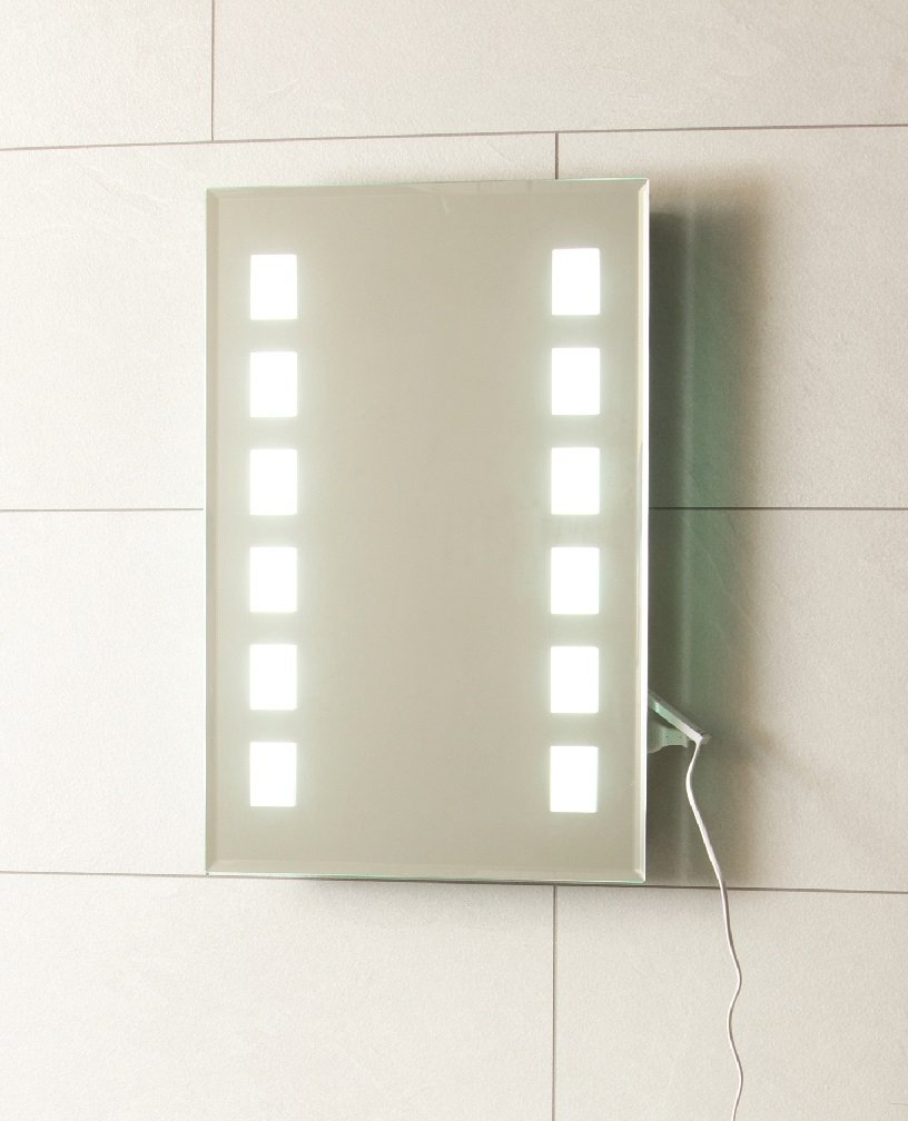 Signia backlit mirror 600 x 800 for Mirror 600 x 600
