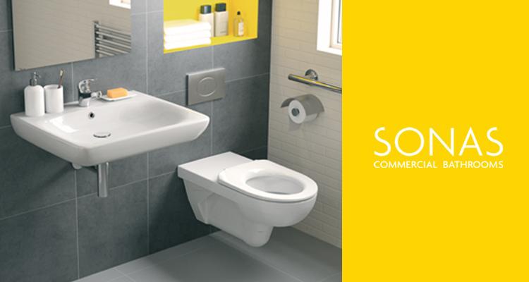 Sonas Commercial Bathrooms