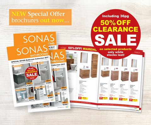 SONAS Special Offer and Clearance