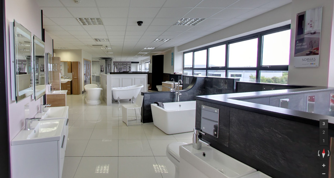 visit our bathroom showroom