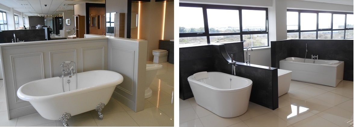 bathroom showrooms