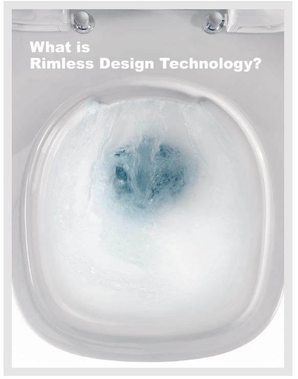 What is Rimless Design Technology