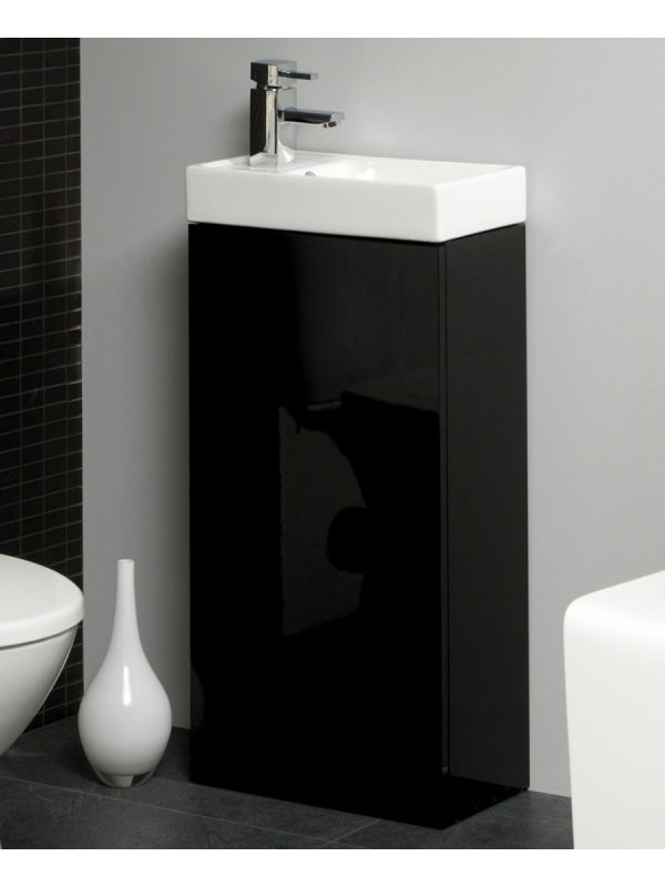 Black Beauty: Are You Ready for the Dark Side in Your Bathroom?